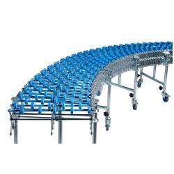 Convoyeurs extensibles à galets PVC ou ACIER